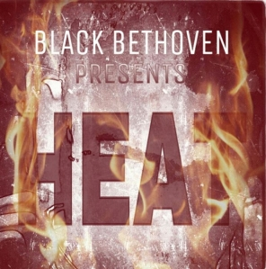 Black Bethoven Heat cover