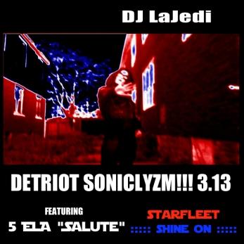 Detriot Soniclyzm 313 Cover